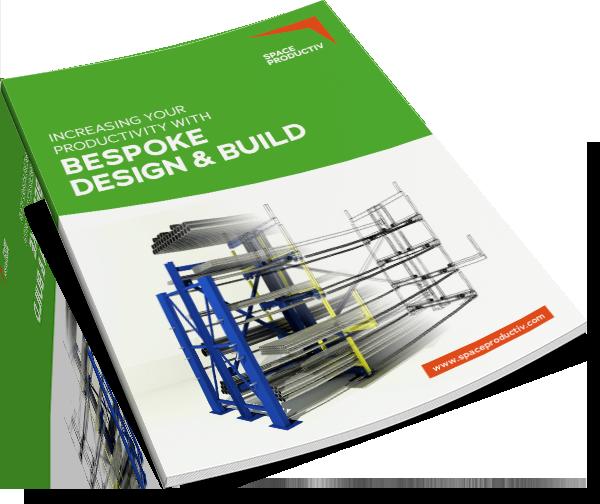 Space Productiv brochure bespoke design and build